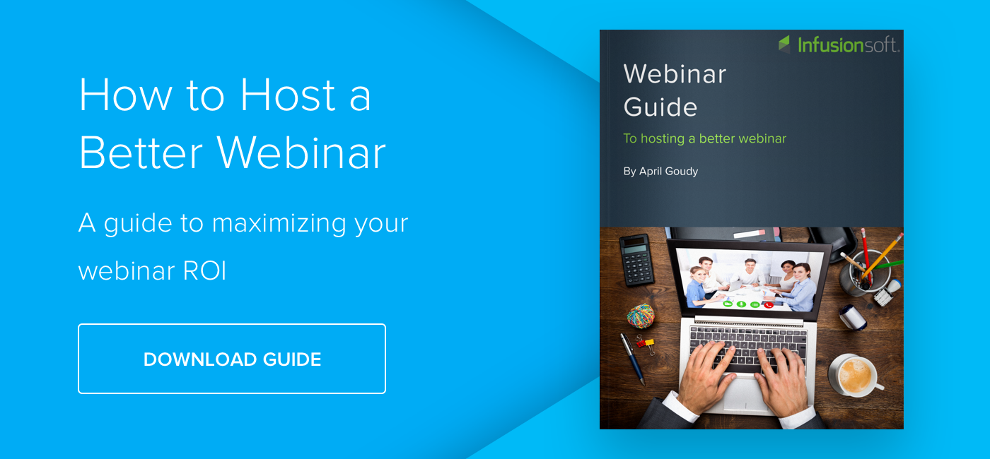 Guide to Hosting a Better Webinar - Download Now