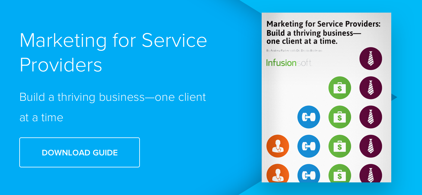Marketing for Service Providers - Download Now