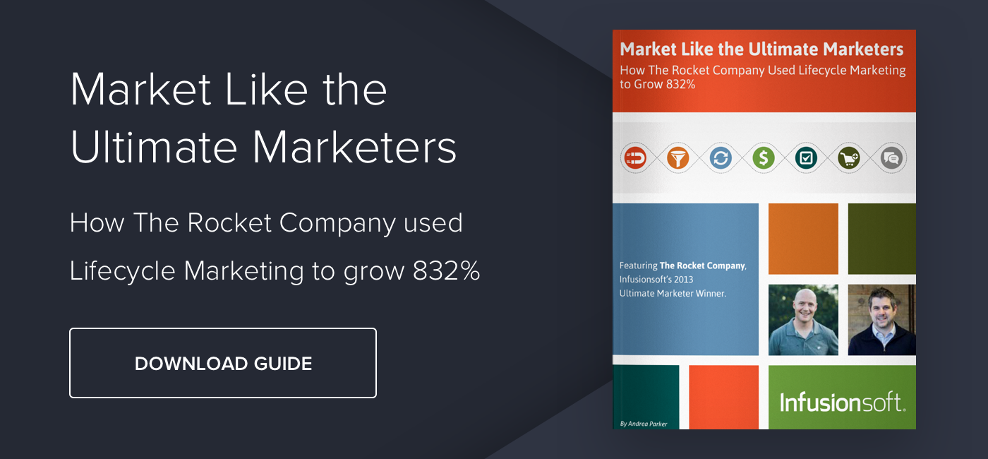 Market Like the Ultimate Marketers - Download Now