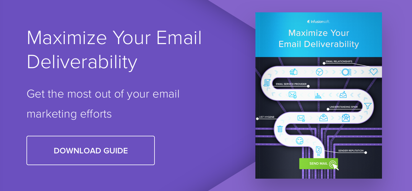 Maximize Your Email Deliverability - Download Now