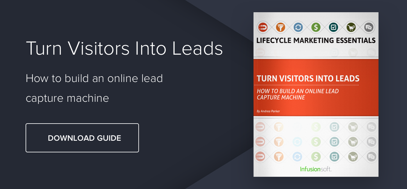 How to Build an Online Lead Capture Machine - Download Now