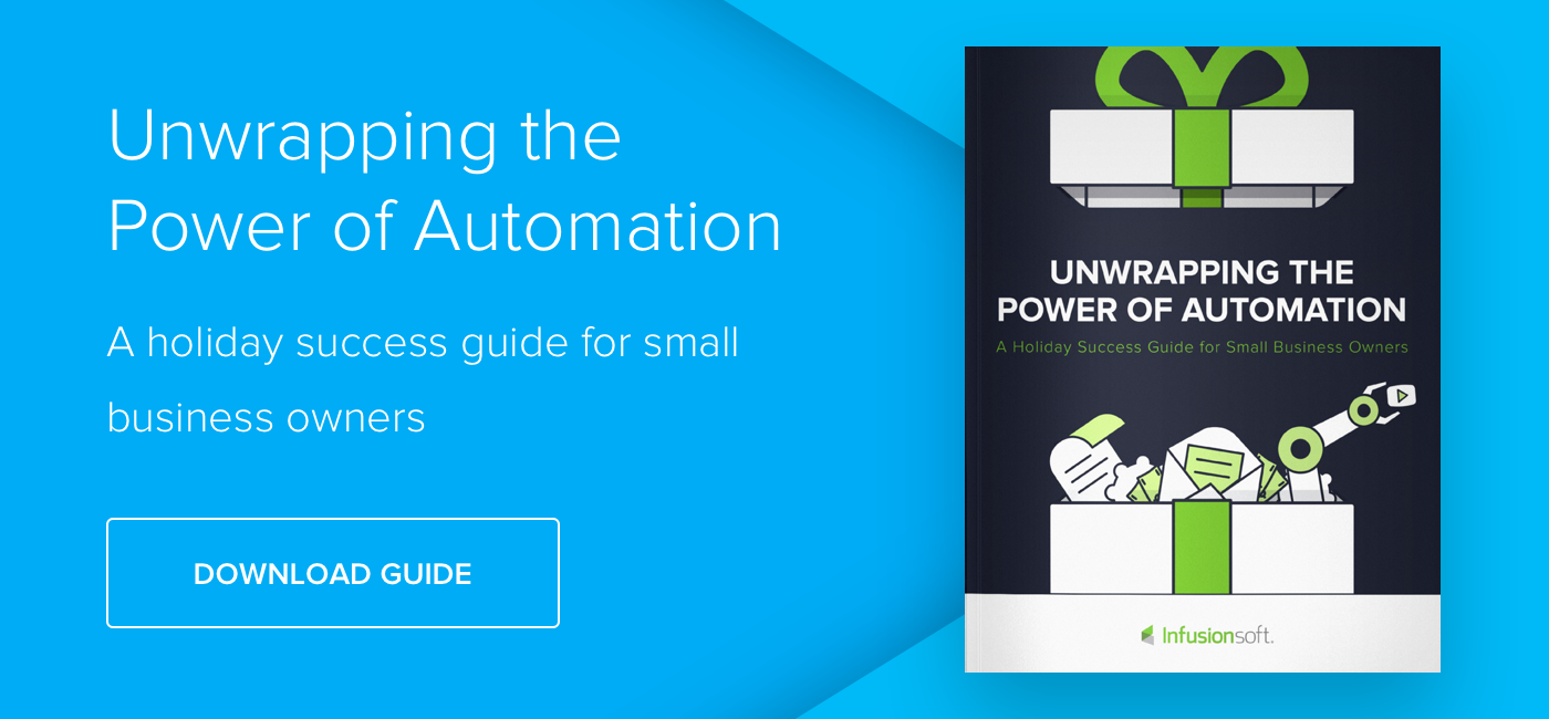 Unwrapping the Power of Automation - Download Now for small business saturday 2019