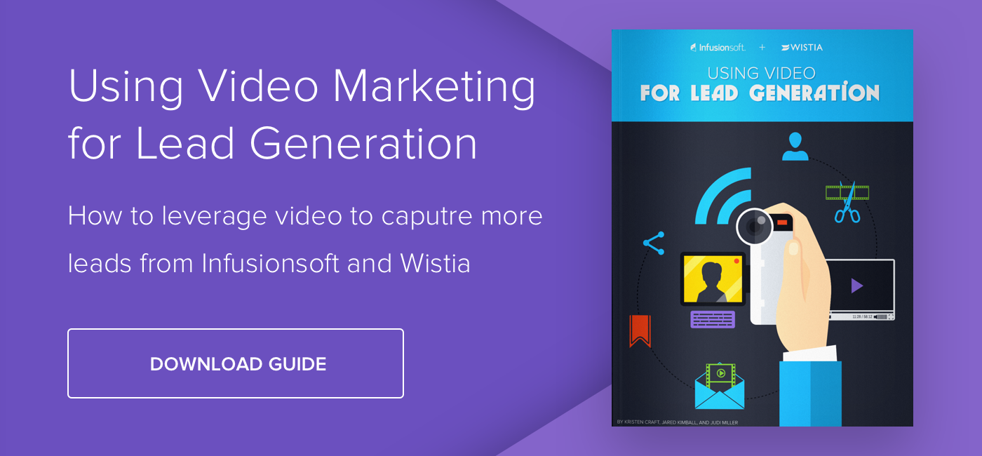 Using Video for Lead Generation - Download Now