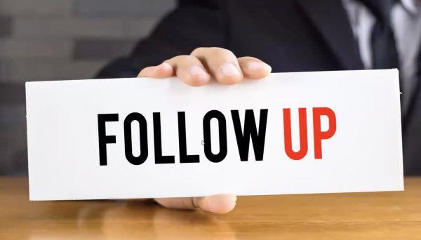 Grow your revenue with perfect follow up