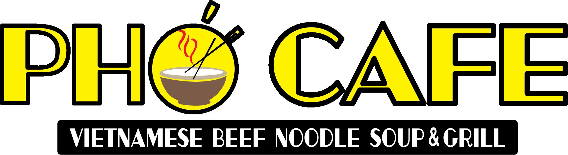 Pho Cafe Vietnamese  Restaurant Logo