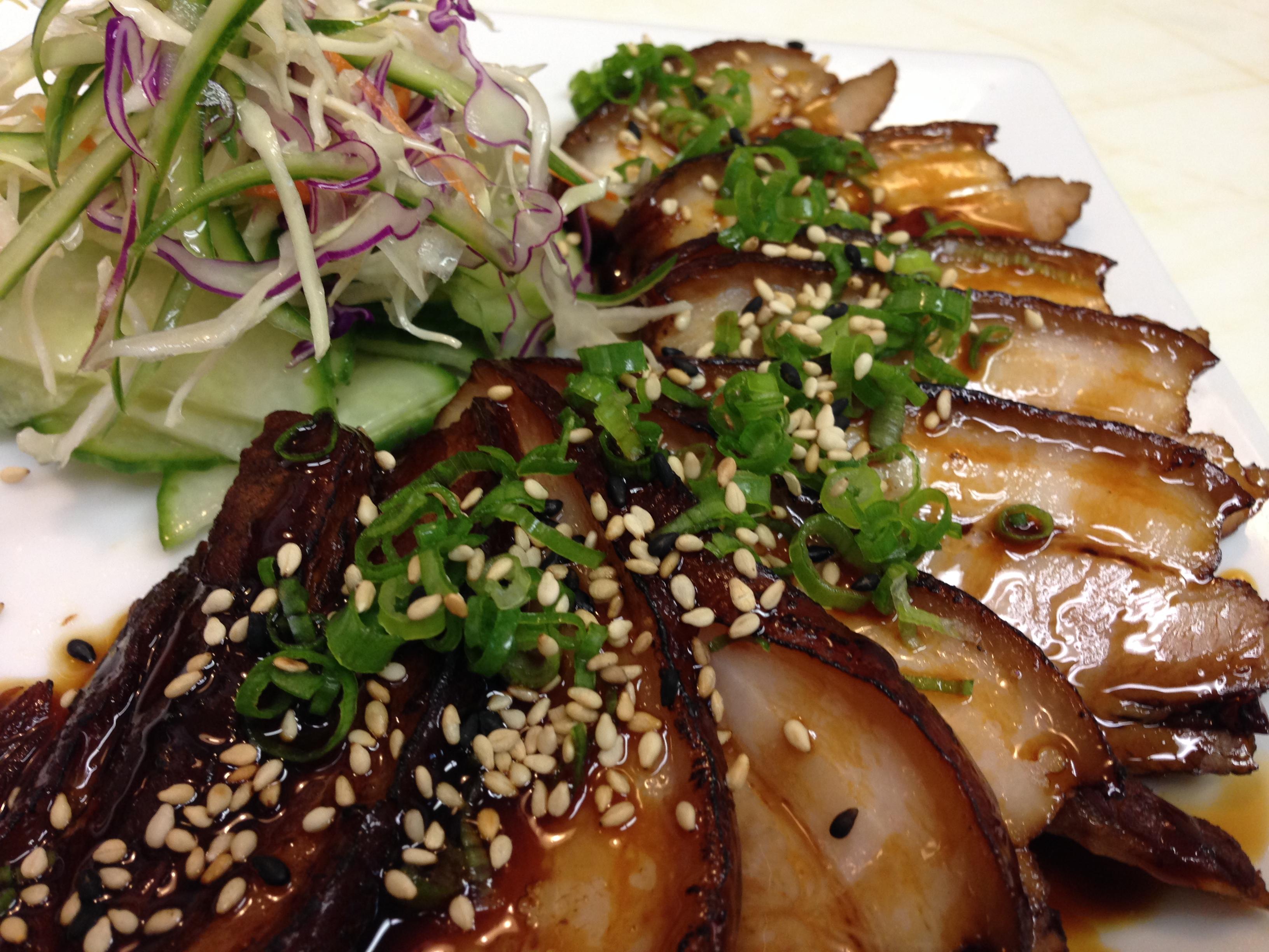 Chashu Appetizer (Pork Belly)