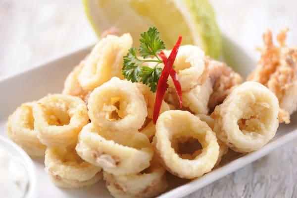 Calamari of the East