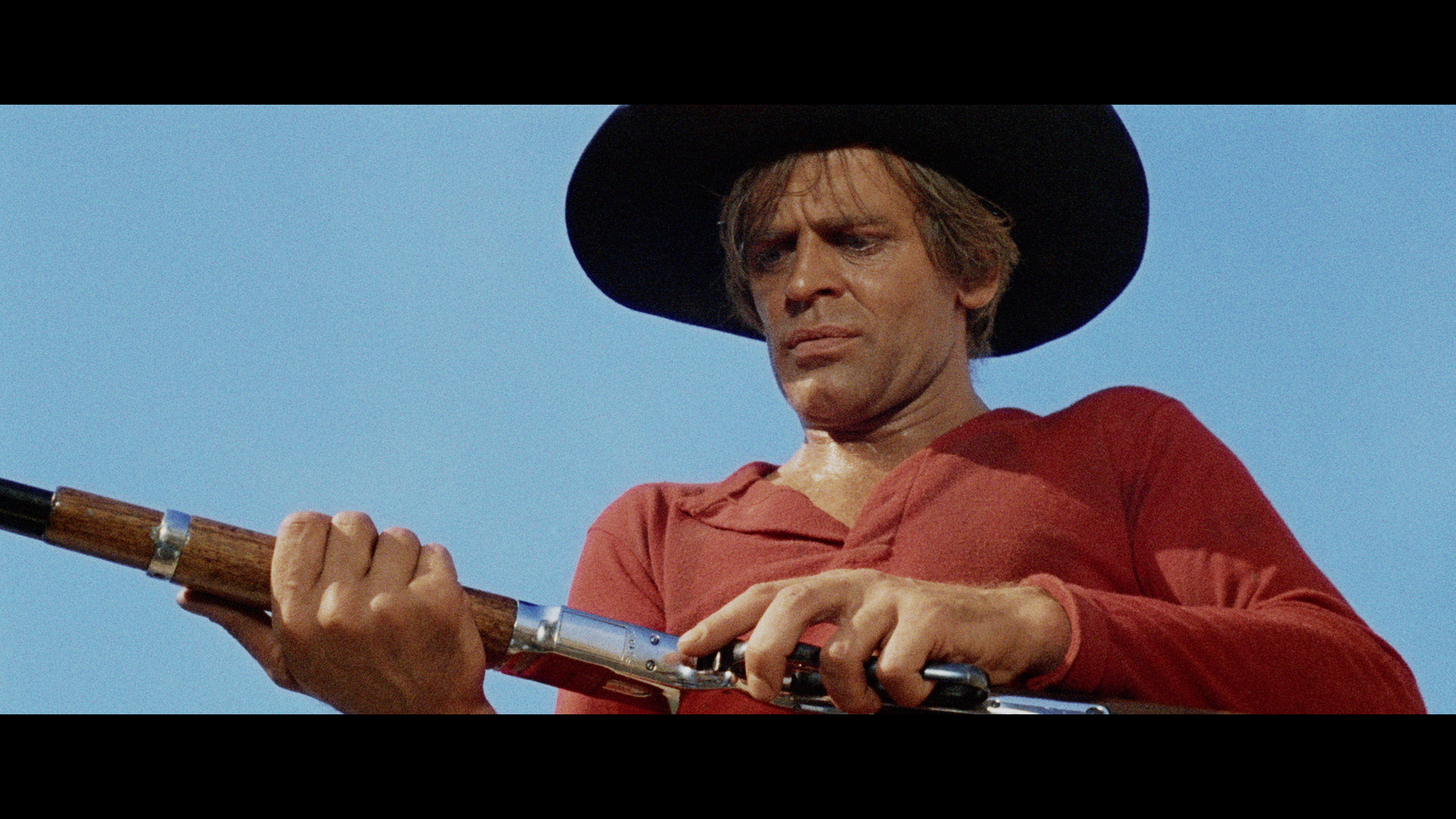 Klaus Kinski in And God Said to Cain (1970)