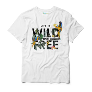 Multicolor T-shirt Printing