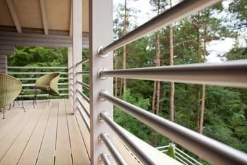 Balcony Rail Welding