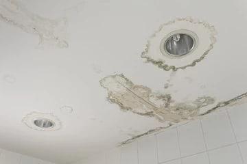 Ceiling Leakage Repair
