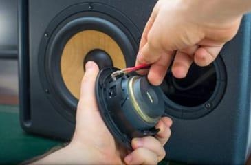 Music System Repair