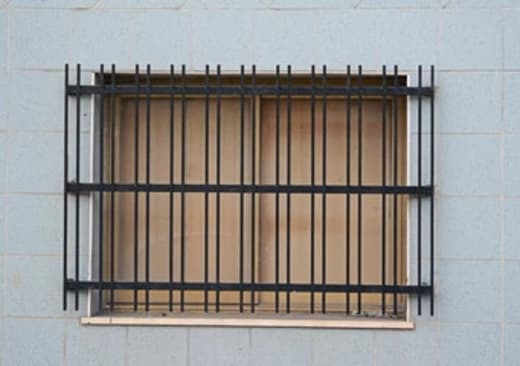 Windows Grill Welding