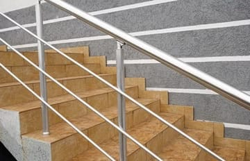 Hand Rail Installation