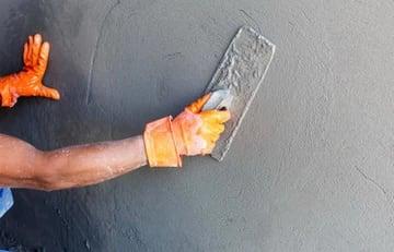 Plastering