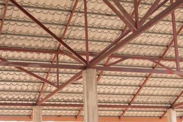 Truss Roof Fixing