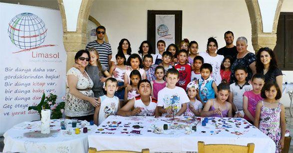 SOS Çocukları, Geleneksel Yazma Sanatı ile Tanıştılar