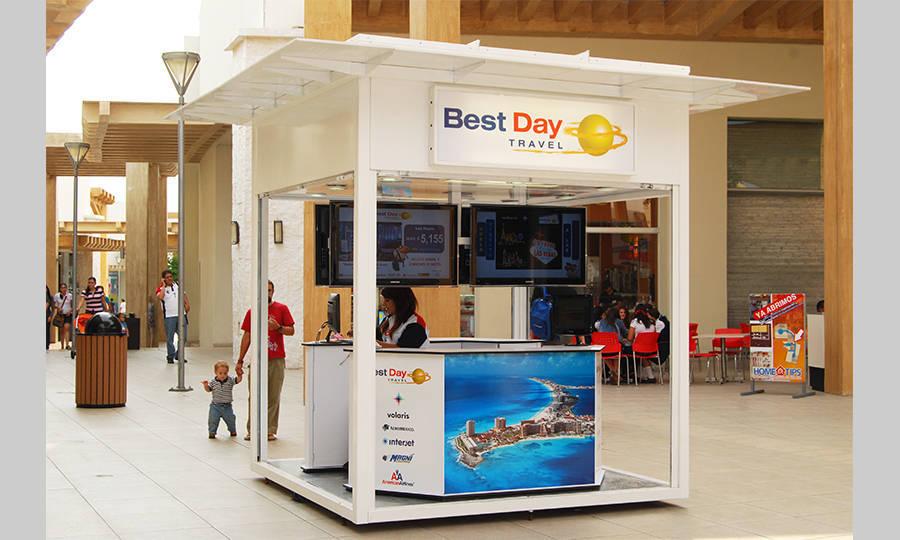 Kioscos Módulos Informativos E Islas Comerciales Inoplay
