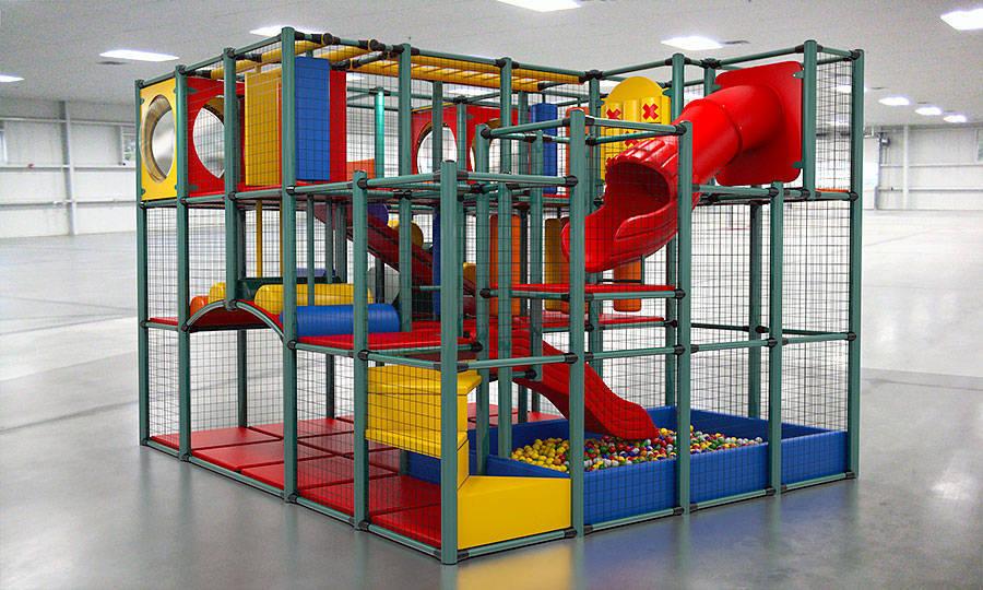 Juegos Para Interiores Seguridad Y Diversion Van De La Mano Inoplay
