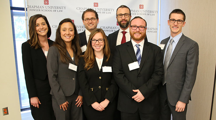 Fowler School of Law Students Honored at Annual Awards Luncheon