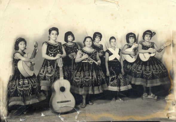 Leatherby Libraries Hosts Exhibit Exploring Women in Mariachi Music