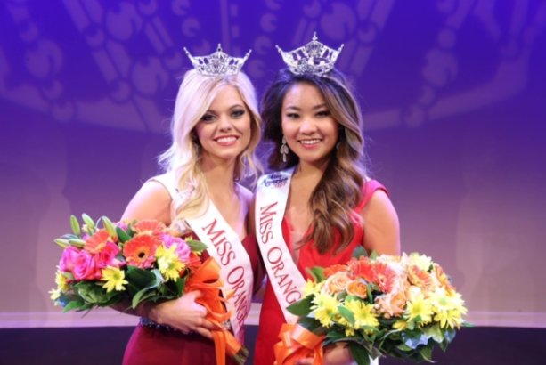 Chapman students crowned Miss Orange Coast and Miss Orange County
