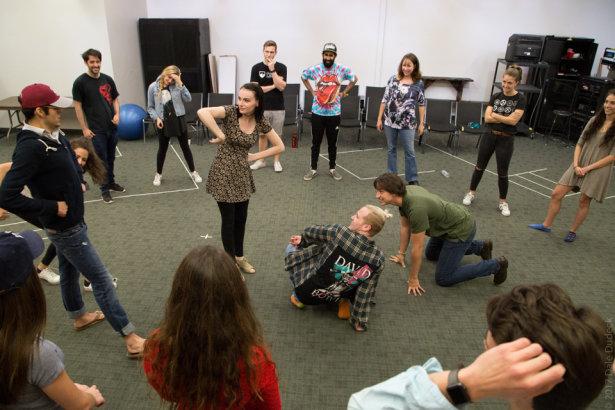 Chapman University to host inaugural Improvisation Symposium