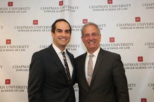 Former U.S. Senator Russell Feingold Brings 2016-2017 Chapman Dialogue Series to a Close with a Look at Threats to Democracy