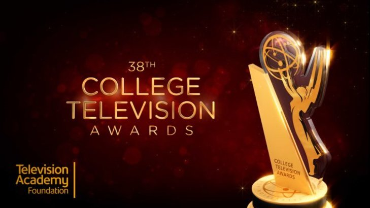 Congrats to our 2017 College Television Awards Winners!