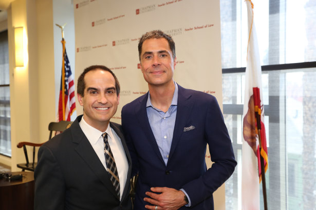 Lakers General Manager Rob Pelinka Speaks at 2018 Entertainment and Sports Law Symposium