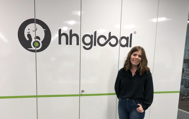 Interning abroad and remotely for an international company