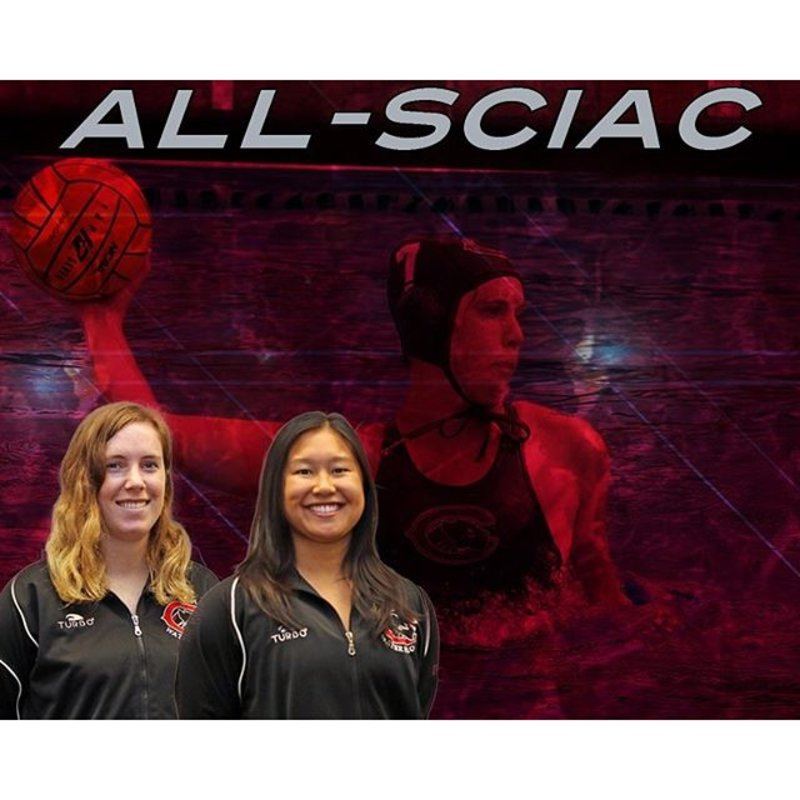 Congrats to our WWP All-SCIAC duo @aquincy07 and @emffong #weCUpanthers 👀