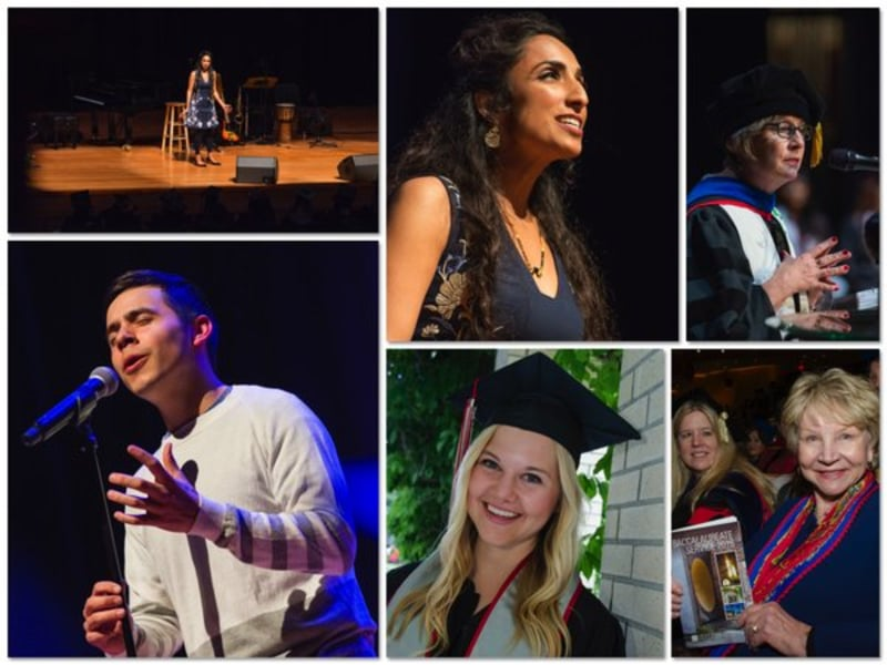 What an amazing Baccalaureate Service! #ChapmanU https://t.co/M0YOXk5jn9