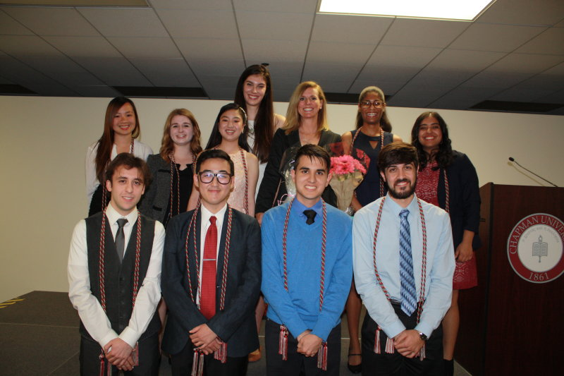 Chapman's School of Pharmacy has first bridging ceremony for FEAP students