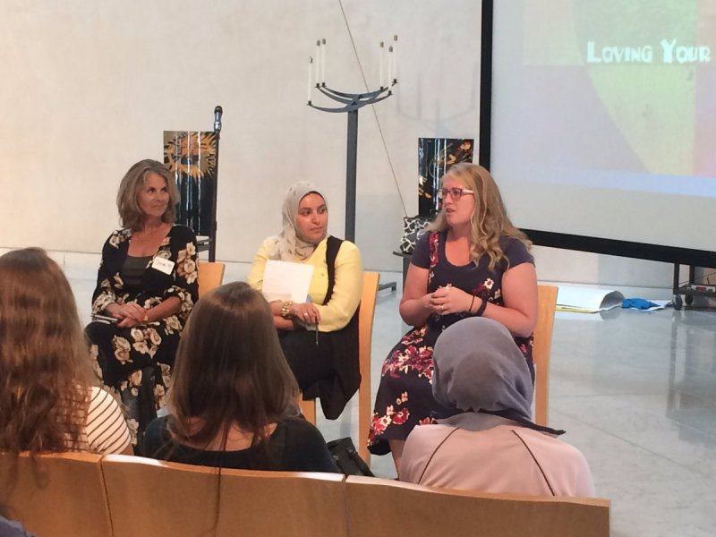 RT @NVPtweets: Interfaith leaders motivating students! #iyli2016 https://t.co/860lbXqJv1