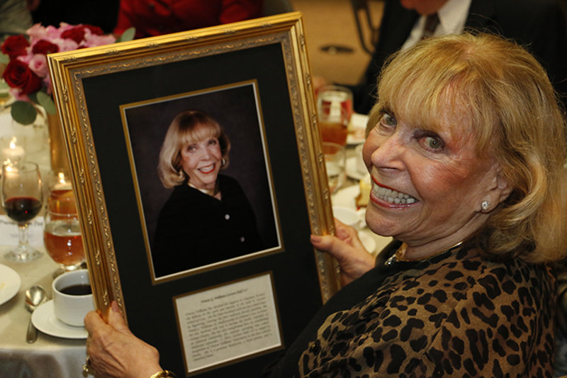Fowler School of Law Remembers Vibrant Donor Fritzie G. Williams