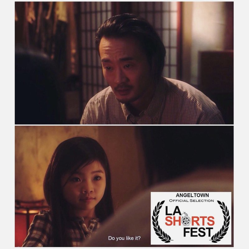 RT @jonkompshin: Big Congrats to our @angeltownfilm Team for #OfficialSelection at the @LAshortsFest ! My pleasure workin' w/u all! https:/…