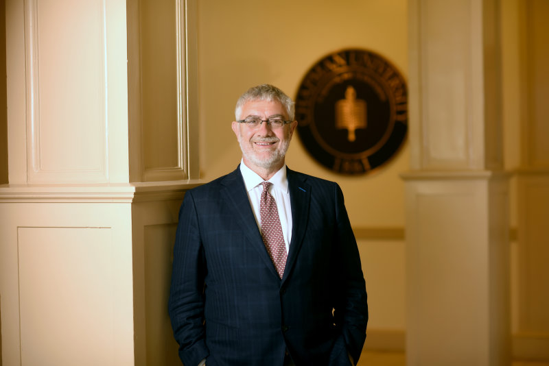 Chapman University Welcomes Daniele C. Struppa as 13th President of Chapman University With Historic Week of Events -- Investiture Ceremony is Friday, Sept. 30, 2:30 pm