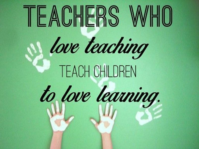#WisdomWednesday: The love of learning is contagious!