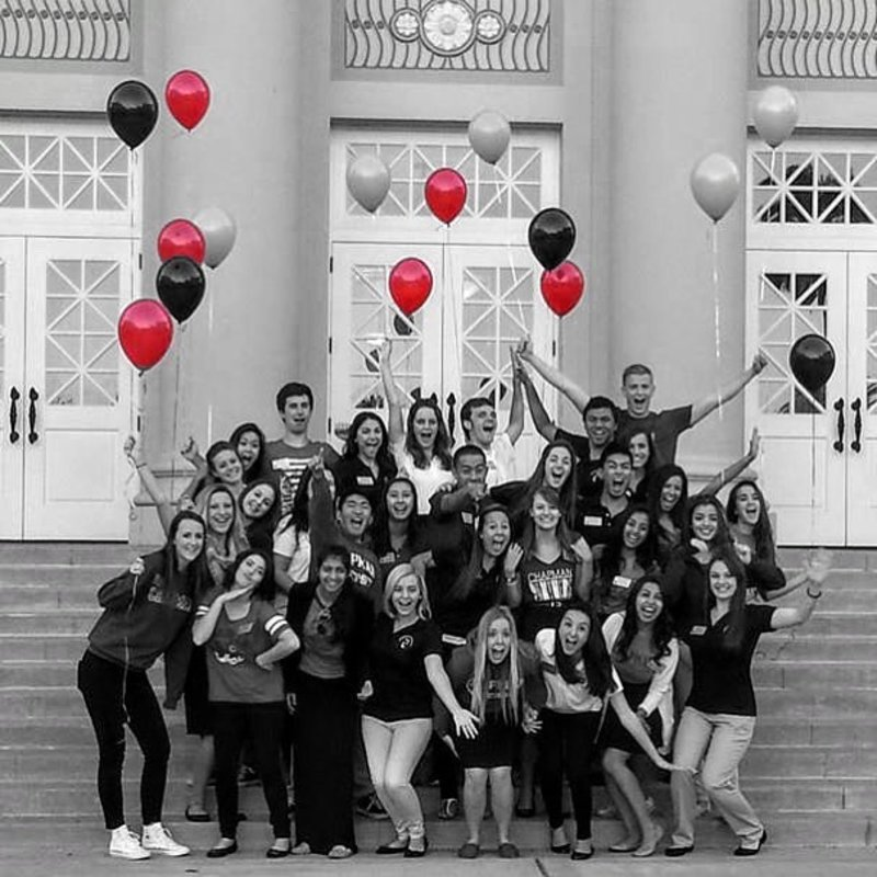 Great #tbt of Discover Chapman Day 2013! Register now to be a part of our annual open house on October 29! goo.gl/CNAXgX