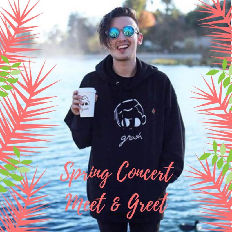 Want to meet gnash at Spring Concert? Here's your chance! Just tag two friends and write your favorite gnash lyric in the comment section! Contest ends 3/29 at 12 p.m. and winners will be announced by Thursday morning. ••• Entries can be made via Facebook and Instagram; one entry per student; only Chapman undergraduate students may enter; winners will be chosen at random; winners must already have their own tickets to the concert; ticket is required for entry.