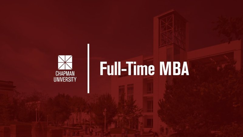 Check out this amazing video featuring our very own Ash Kahn Payami to learn more about our MBA program! The Full Time MBA Application is coming up on June 1st! Apply today!  #ChapmanMBA #MBA #ApplyNow #StartYourJourney #Business #PantherFamily