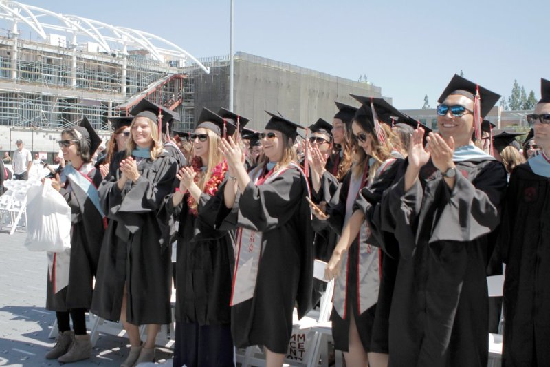 """RT @ChapmanU: """"Fight for belonging for all."""" Congratulations to the graduates from @ChapmanCES! https://t.co/iezcY5f1bg"""