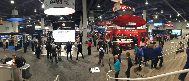 Dodge College explores the 2017 National Association of Broadcasters Show (NAB)