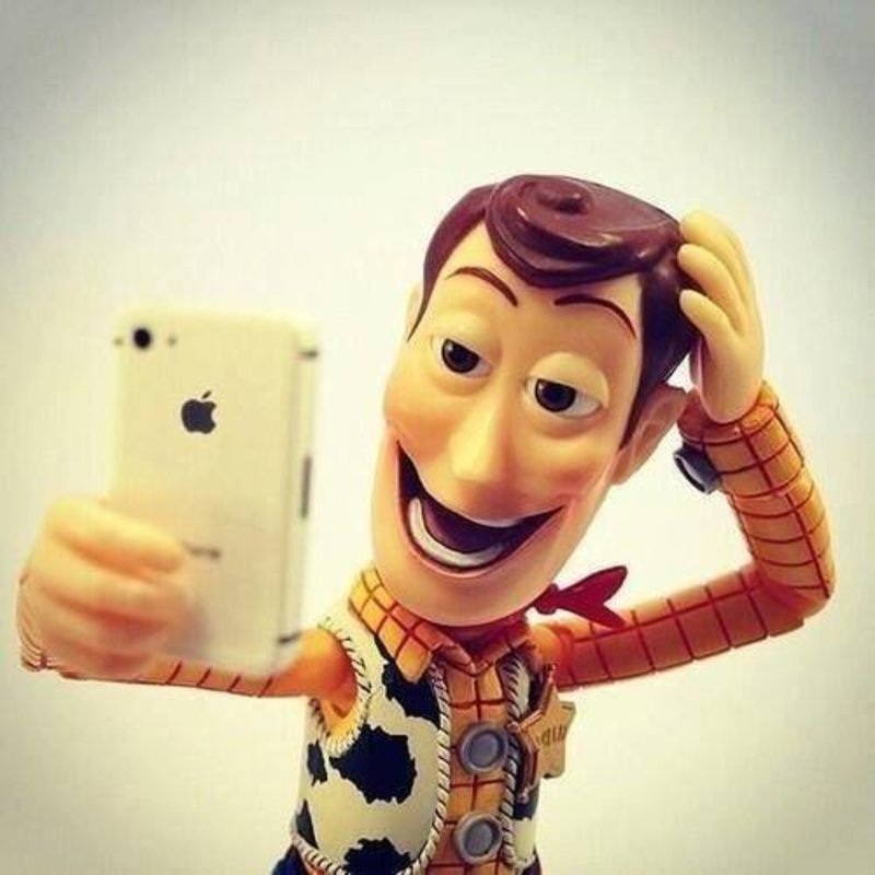 It's Selfie Day! Celebrate by sending us your selfie!