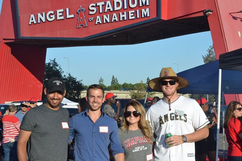 Another great #FowlerLaw admitted students tailgate and @Angels game in the books! https://t.co/RRlU8WMf2M