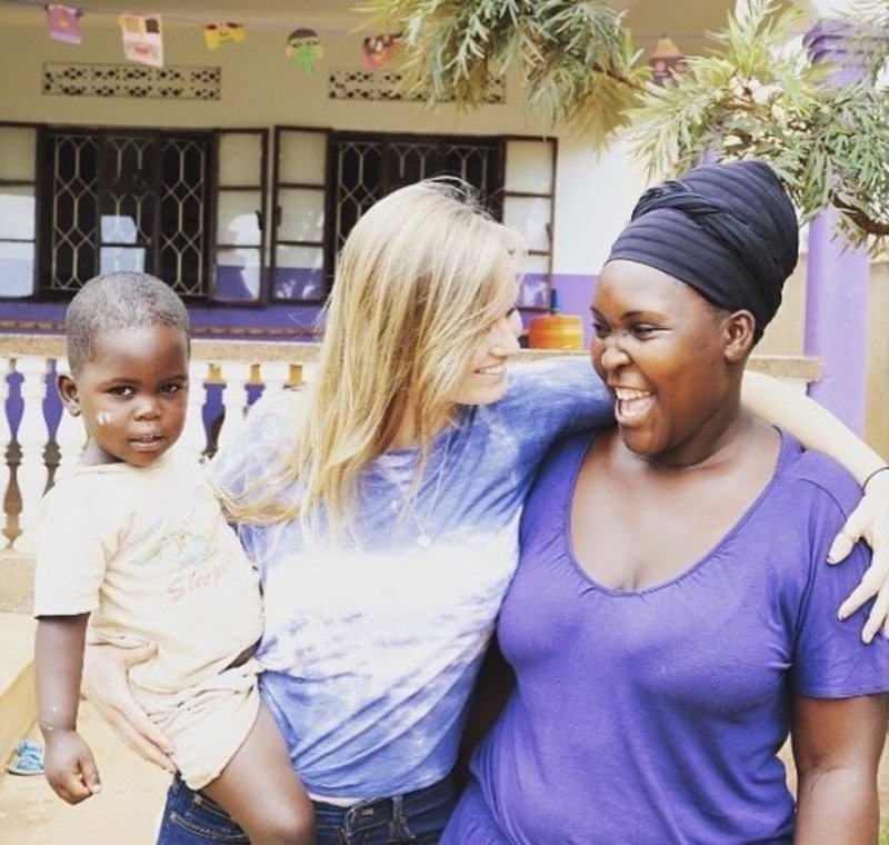 """There is no separating my life from my work,"" says Sarah Nininger '13. Sarah is the president of Action in Africa and this year's Schweitzer Rising Star award recipient."