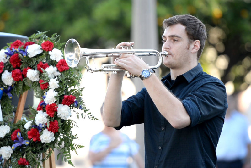 Recent grad from our Hall-Musco Conservatory of Music, Matt LaBelle '17!
