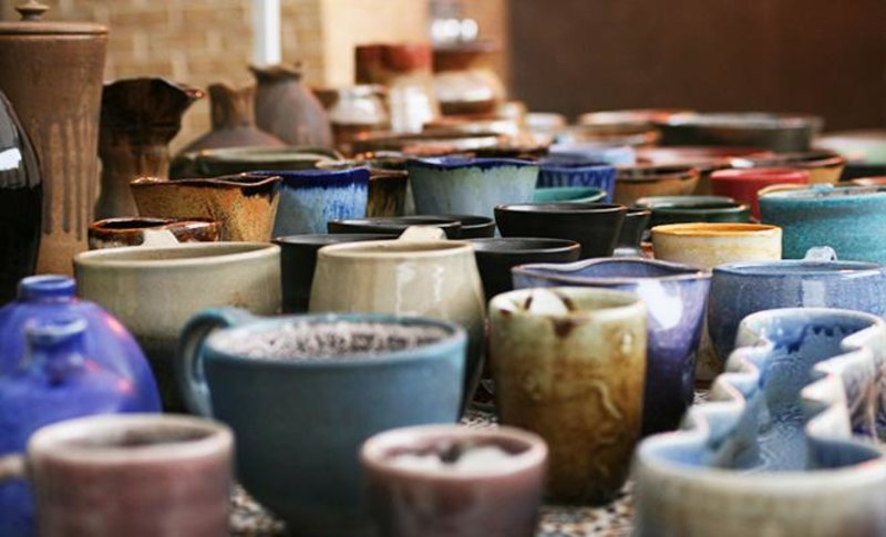 Annual Holiday Ceramics Sale