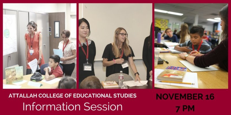 Sign up for the @ChapmanCES  information session: https://t.co/GeaOoqGNIp https://t.co/8HvlpaFrkk